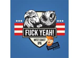 Bilde av Fuck Yeah Westcoast IPA