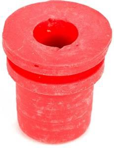 Bilde av Gummipakning til gjærlås, rød